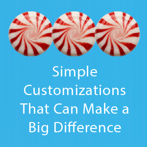 simple-customizations