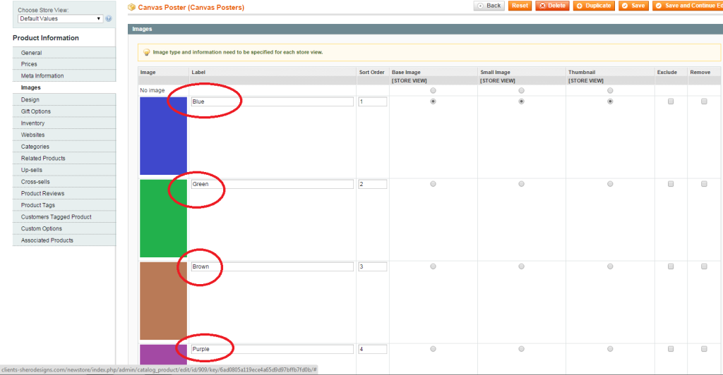 Tutorial: Create Configurable Swatches in Magento