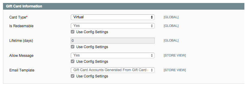 Gifting Options in Magento Enterprise